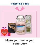 Candles & Home Fragrance Offer 3 For 2