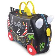 Trunki Pedro the Pirate Ride-on Case - Only £20!
