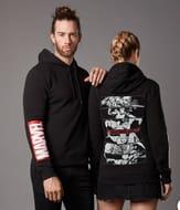40% off Marvel Hoodies & Sweatshirts - from Zavvi