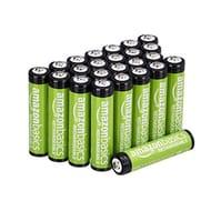 AmazonBasics AAA Rechargeable Batteries - Only £16.99!