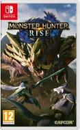 Nintendo Switch Monster Hunter Rise + Steelbook + Keyrings £42.85 at ShopTo