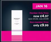 One Day Members Only! 1/2 Price on Artiscent Atelier Edp 50ml