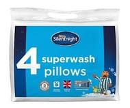 Silentnight Superwash Pillows - 4 Pack