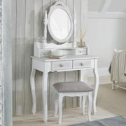 LPD Brittany Dressing Table Only