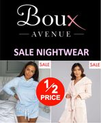 Boux Avenue SALE NIGHTWEAR - Lots at Half Price!
