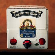 Henry Westons 10L Box £26.50 7.3% (Free Shipping) at Westerns Cider