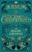 Hardback Fantastic Beasts - Crimes of Grindlewald Book