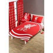 Personailsed Liverpool Rotary Reversible Duvet Set