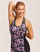 FIGLEAVES Charlotte Active Racerback Tank Top