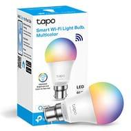 TP-Link Tapo Smart Bulb, WiFi Smart Switch, B22