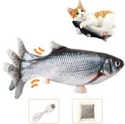 Catnip Fish Toys for Cats