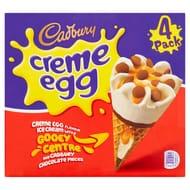 *New* Cadbury Creme Egg 4 X 100ml (400ml)