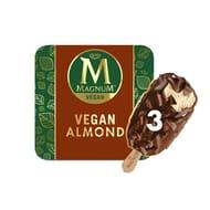 Magnum Vegan Almond Ice Cream 3x90ml