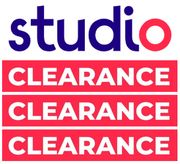 STUDIO CLEARANCE - Fashion & Home - 2,000+ Items to Clear!