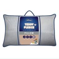 Silentnight Teddy Fleece Medium/ Soft Pillow