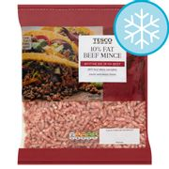 Tesco Healthy Living 10% Fat Minced Beef Steak 500G