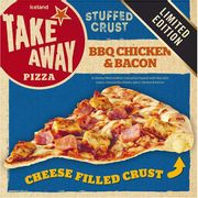 Free Pizza from Iceland with Online Shop Placed Today