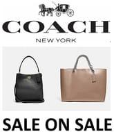 COACH HANDBAGS - Sale on Sale