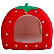 50% Off - Soft Strawberry Pet House