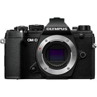 Cheap Olympus OM-D E-M5 III Body Black - Only £689!