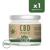 Get 30% off CBD Products at Vita Coco