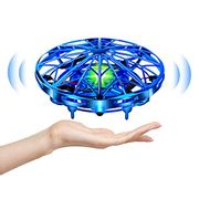 DEAL STACK - UTTORA UFO Mini Drone, Toy Hand Helicopter + 30% Coupon