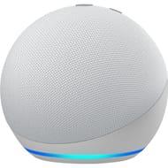 *SAVE £15* Amazon Echo Dot (4th Gen) Smart Speaker with Amazon Alexa - White
