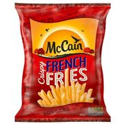 Mccain Crispy French Fries 900G - Clubcard Price - Only £1.5!