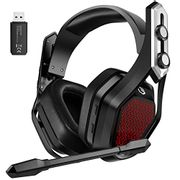 Iron Pro 2.4G Wireless Gaming Headset for PS4/PS5/PC