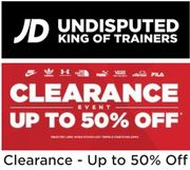 JD Sports CLEARANCE SALE