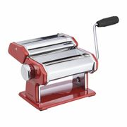 World of Flavours Stainless Steel Pasta Machine