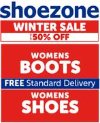 SHOEZONE SALE - up to 50% off Boots & Shoes - WOMENS, MENS, & KIDS!