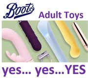 Boots Adult Sex Toys - Put a Buzz in Your Valentine!