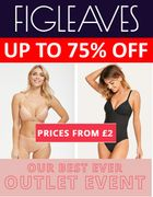 FIGLEAVES OUTLET EVENT - Massive Discounts & Prices from £2