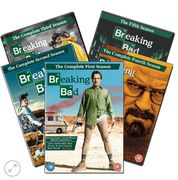 Cheap! Breaking Bad: The Complete Series on DVD - Only £8!
