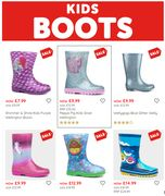 CHEAP KIDS WELLIES - from £7.99 + FREE DELIVERY ON EVERYTHING!