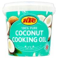 KTC Coconut Cooking Oil 1kg