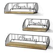 Alsonerbay Wall Shelves Set of 3 - Only £11.99!