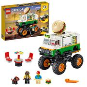 LEGO 31104 Creator 3-in-1 Monster Burger Truck Toy