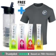 30 Sachets | Fantastic Bottle | + FREE T-Shirt!