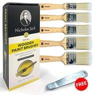 Jack Professional Paint Brushes Decorating Set