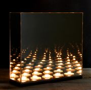 Tealight Infinity Candle Mirror Box