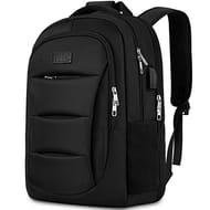 Business Laptop Backpack, TSA Friendly Travel Laptop Rucksack