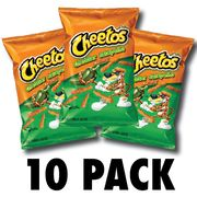 Cheetos Cheddar Jalapeo 10 Pack (BB Expired 1/12/20)