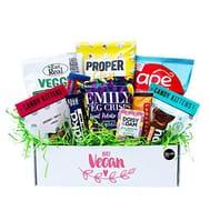 Vegan Chocolate & Sweets Treats - Gift Hamper Box