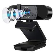 2K HD Webcam Built-in Microphone
