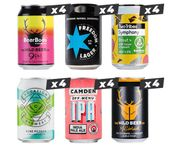 MIXED STYLE MIXED MEGA-PACK (24 BEERS) - Only £24!