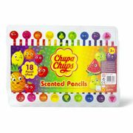 Chupa Chups Mega Scented Pencil Pack