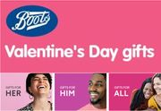 Boots Valentine's Day Gifts