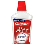 Colgate Max White Expert Whitening Mouthwash 500ml